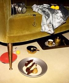 Juergen Teller, tobacco ice cream © Wallpaper