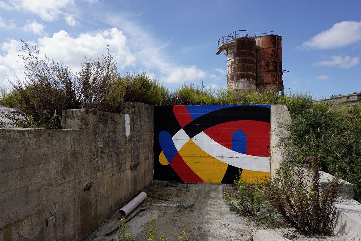 Moneyless, Ragusa, 2016