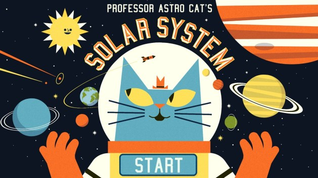 "Ben Newman e Dominic Walliman, ""Professor Astro Cat's Frontiers of Space"", Flying Eye Books, 2013"