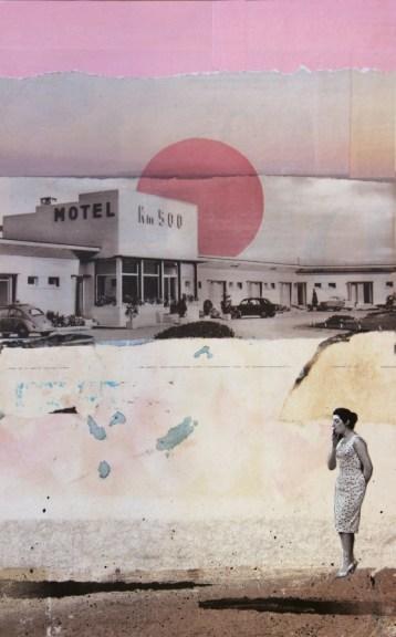 Motel 500 © db Waterman