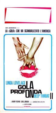 """""""Gola profonda"""" di Gerard Damiano, 1972 artwork: Sandro Symeoni (fonte: facebook.com/SandroSymeoni)"""
