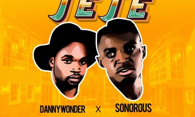 Danny Wonder ft Sonorous