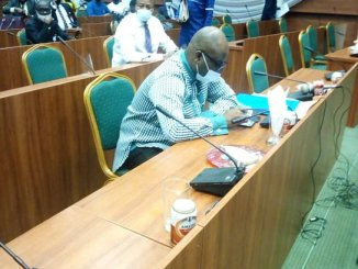 Acting NDDC MD Faints While Being Probed By House Of Reps Committee (Video)