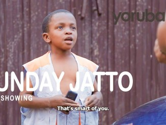 Sunday Jatto Latest Yoruba Movie 2021