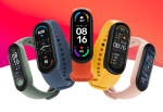 Xiaomi Mi Band 6 with AMOLED Display, 14 days of Battery Life Confirmed to Launch in India on August 26