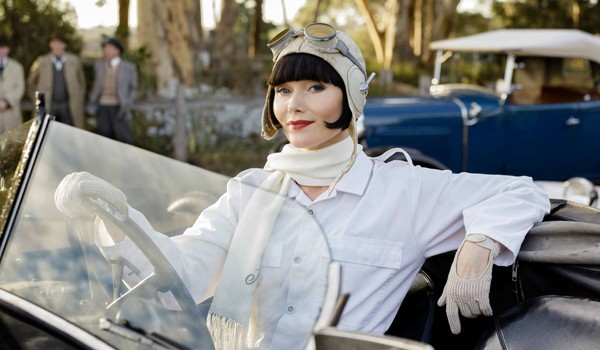 Image result for miss fisher's murder mysteries