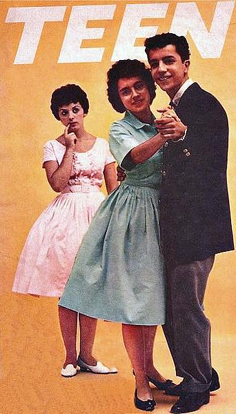 1959 Teen Magazine