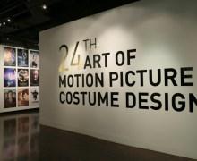 FIDM movie costumes exhibit 2016