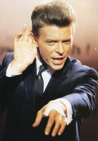David Bowie, Absolute Beginners