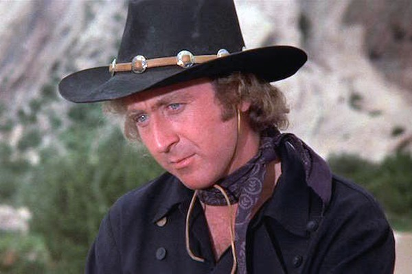 Gene Wilder in Blazing Saddles