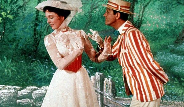 Having A Jolly Holiday Mary Poppins Style Frock Flicks