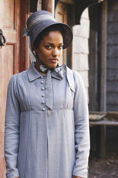 Little Dorrit (2008). Freema Agyeman