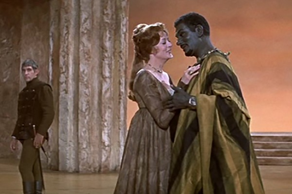 Othello (1965), Laurence Olivier