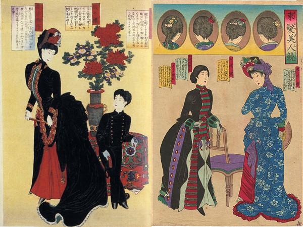 1887 Japanese Empress-Shoken