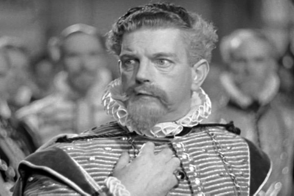 Leslie Banks in Fire Over England (1937)