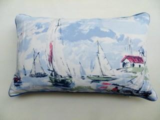Sanderson sail away Kissen