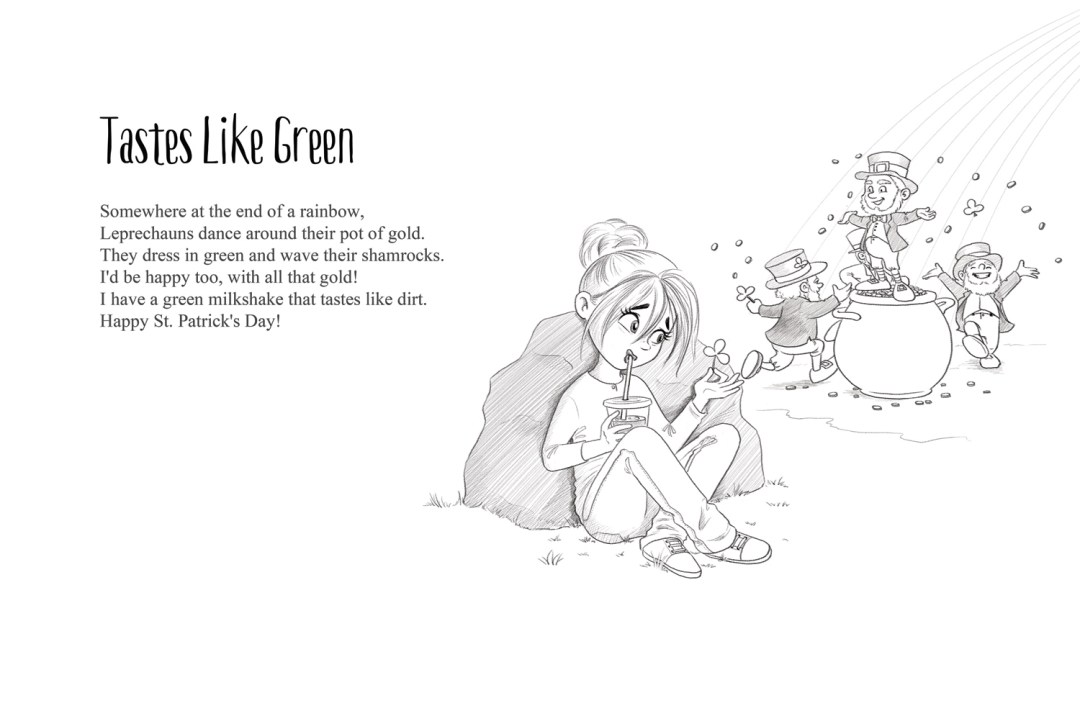 Tastes Like Green | A short story from Frogburps
