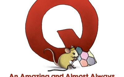 Q ~ An Amazing and Almost Always Accurate Alliterative Alphabet