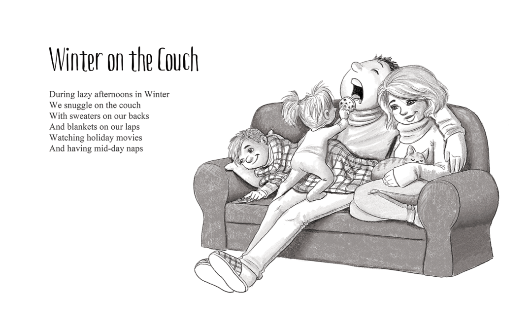 Winter on the Couch