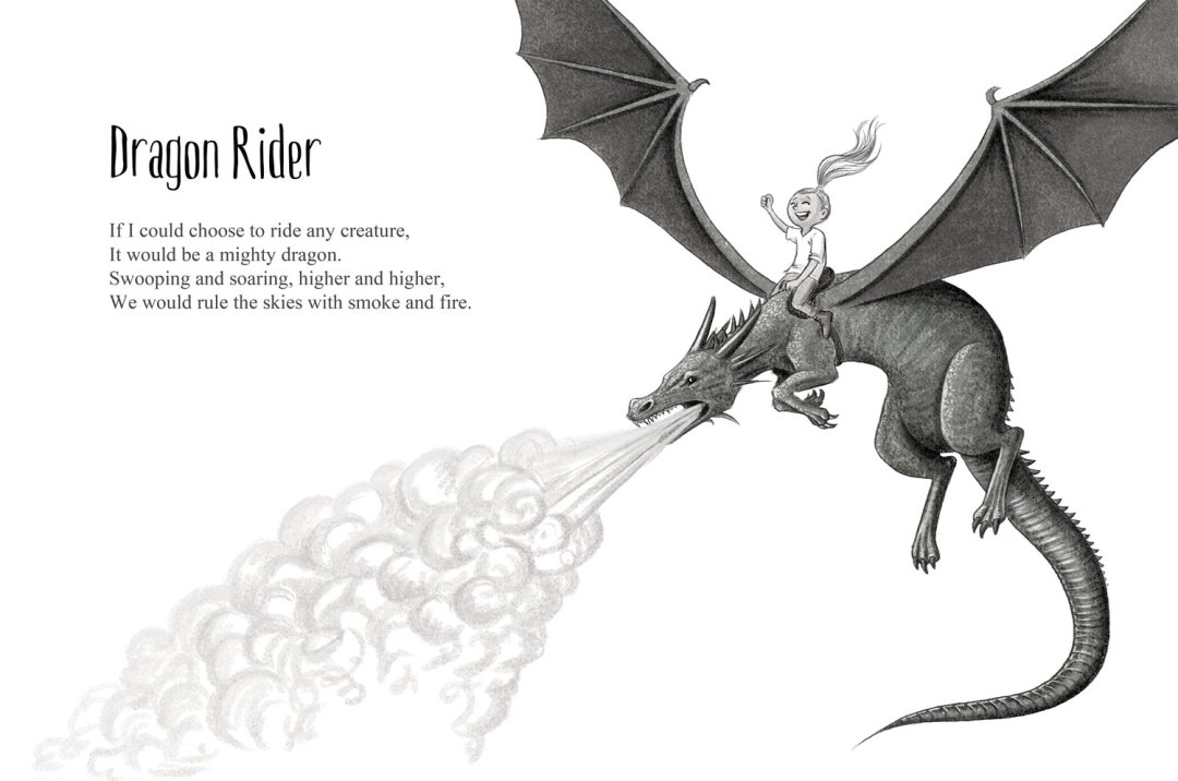 Dragon Rider - a short story by Patrick S. Stemp and Anita Soelver