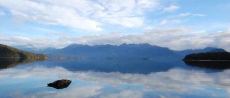 manapouri panorama