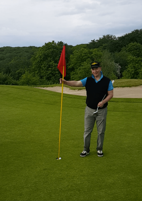 Graham Paul – hole-in-one