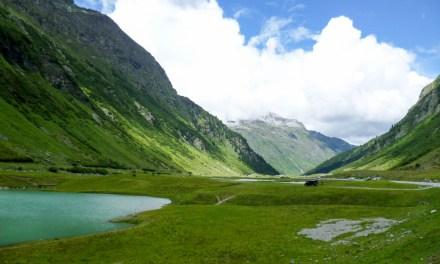 Les Alpes autrichiennes, entre cols et Tyrol