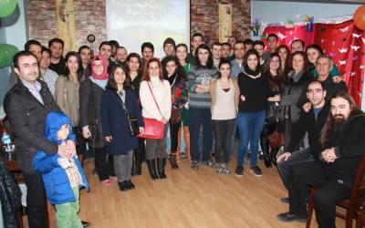 Première présentation du projet en Turquie