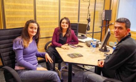 En direct à la radio sur … TRT TSR «Sırt Çantam»
