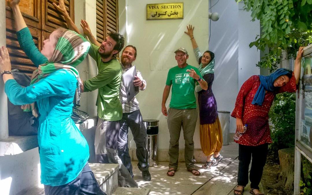 Malchance et manque de bol à Téhéran