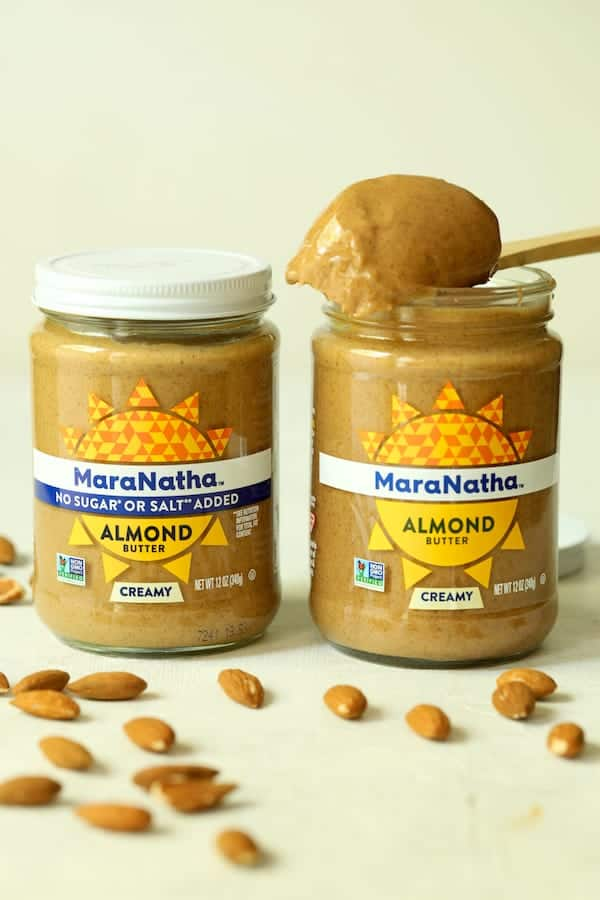 Spicy Indonesian Vegan Carrot Almond Soup - Photo of MaraNatha Almond Butters