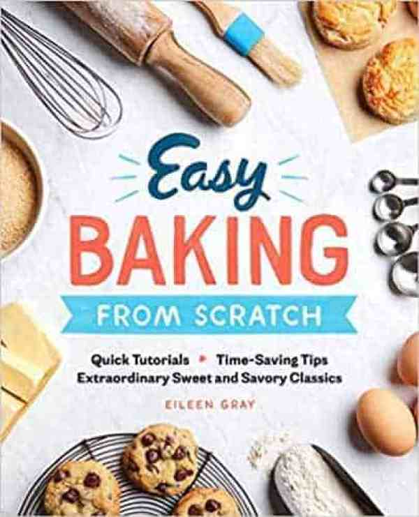 Cover photo of Easy Baking From Scratch