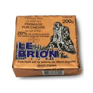 Brion, fromage lait de chèvres