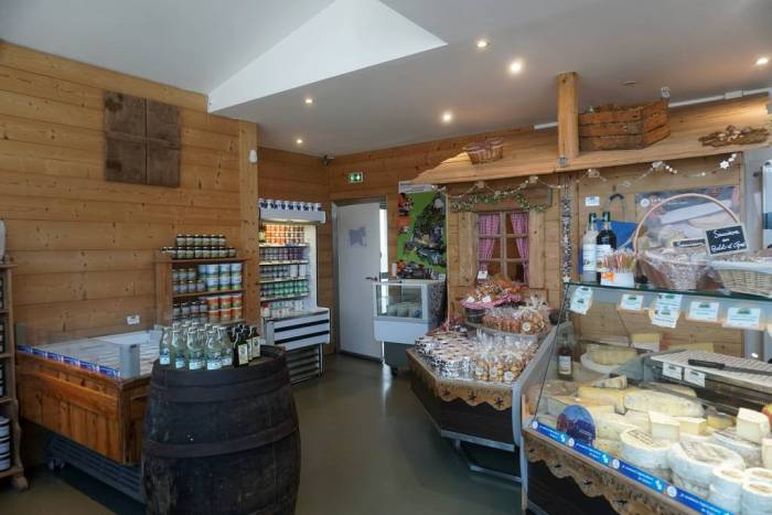 Magasin Fromage Laiterie Mont-Aiguille