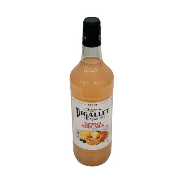 Sirop cocktail agrumes
