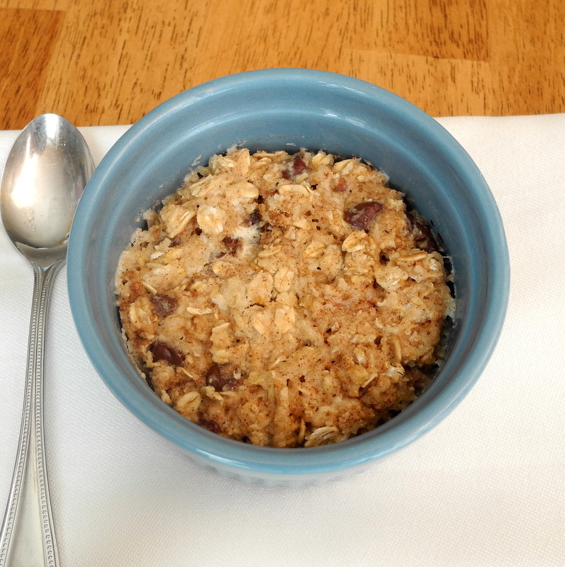 Lower Carb, Higher Protein Breakfast Cookie
