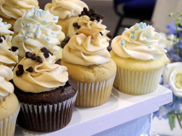 Vanilla Bean Wedding Cupcakes From Calculu to Cupcake