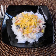Easy Slow Cooker Cream Cheese Chicken
