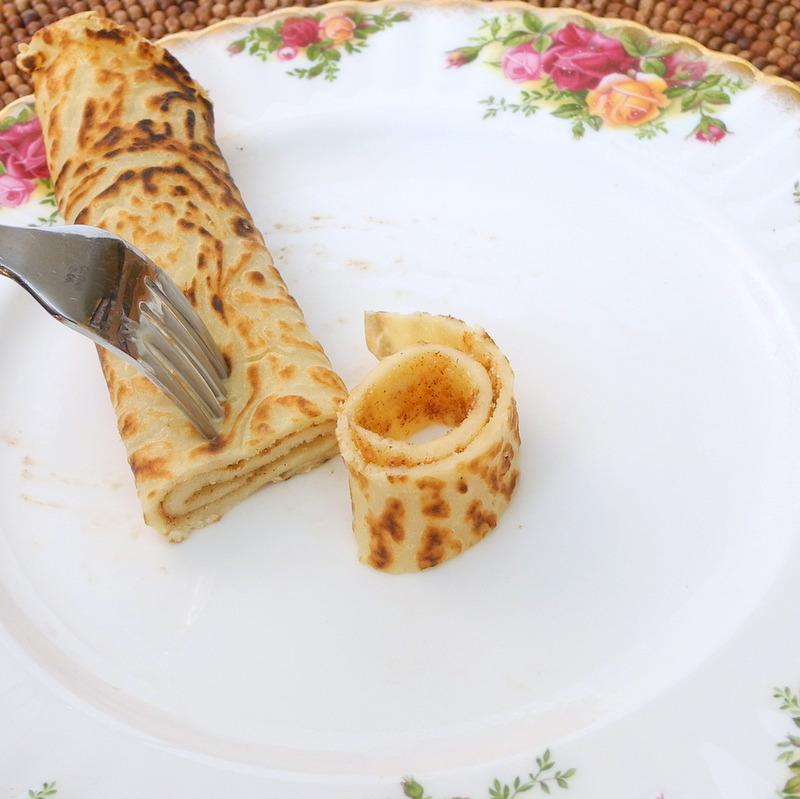 German Pancakes (crepes)