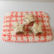 Peppermint Candy Serving Trays