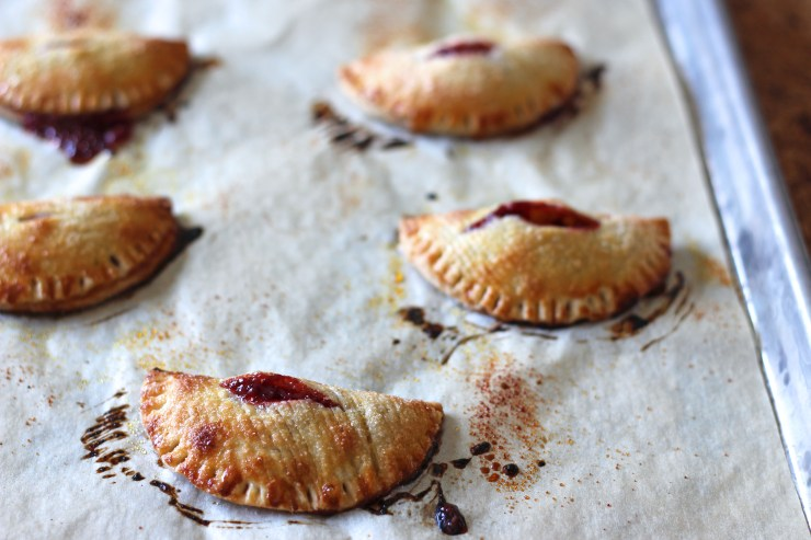 Strawberry Hand Pies 2