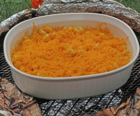 Smoked Macaroni and Cheese