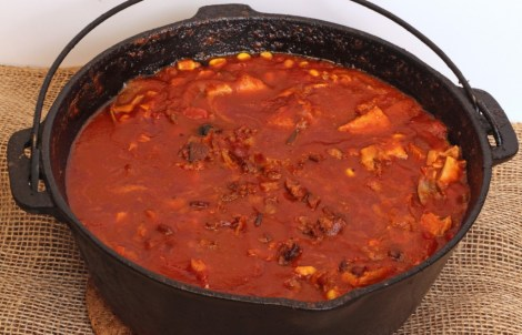BBQ Turkey Soup 2