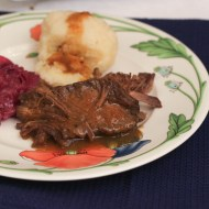 Sauerbraten for Man Food Mondays