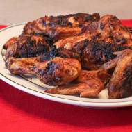 Grilling Chicken for Man Food Mondays