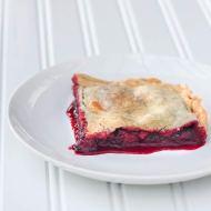 Blackberry Slab Pie