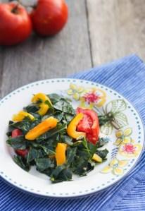 Collard Green Salad