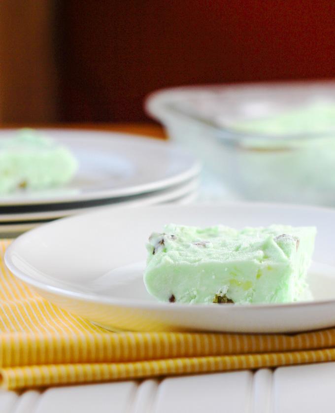 Grandma's Lime Salad