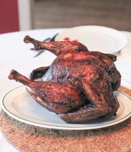 Deep Fried Thanksgiving Turkey