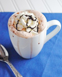 Microwave Hot Cocoa for One